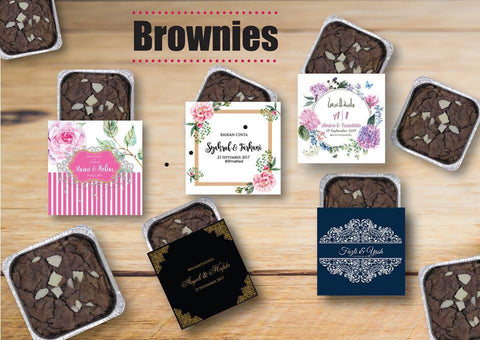 Brownies + Box