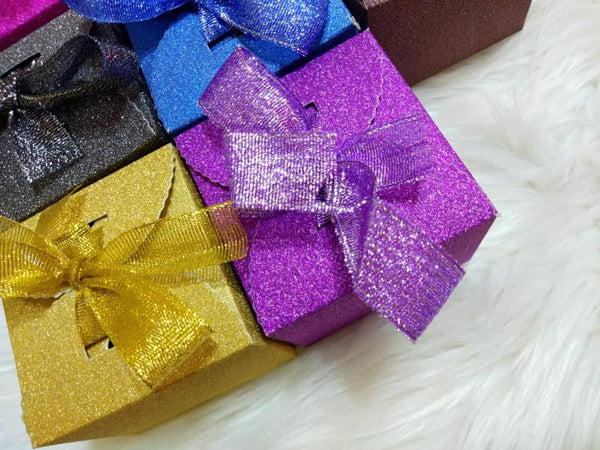 Glitter Box with Fillings