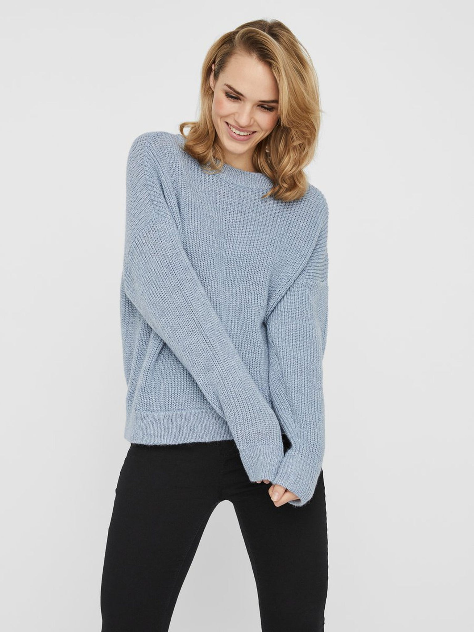 VMimagine ls o-neck knit