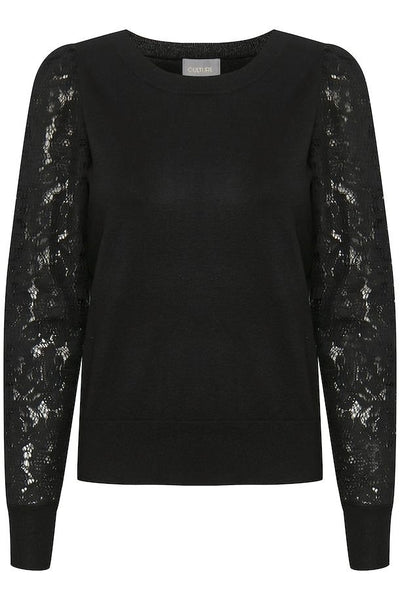 CUannemarie Lace Pullover