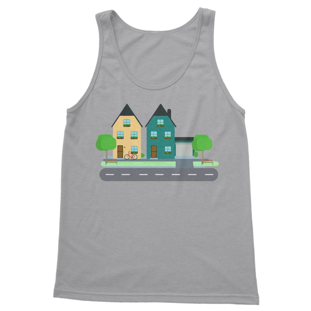 Welcome home! - Tank Top