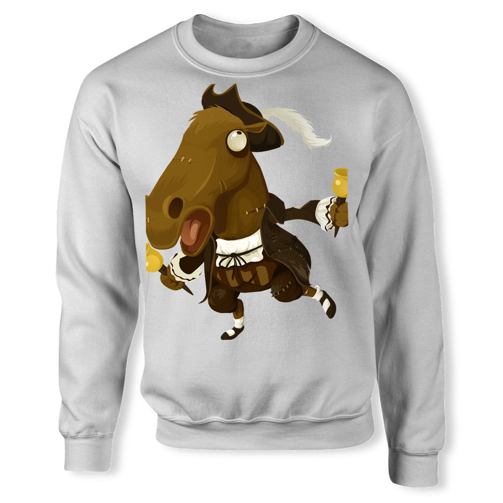 Crazy Horse - Sweatshirt