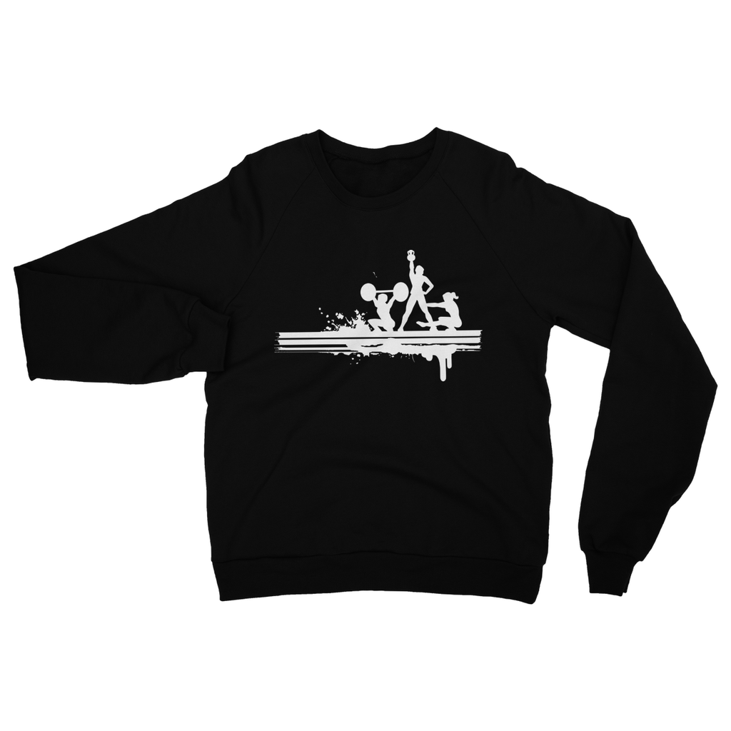 The Gym Rat - Sweatshirt
