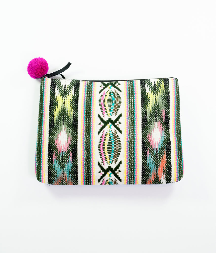 Carnaval Navajo pouch