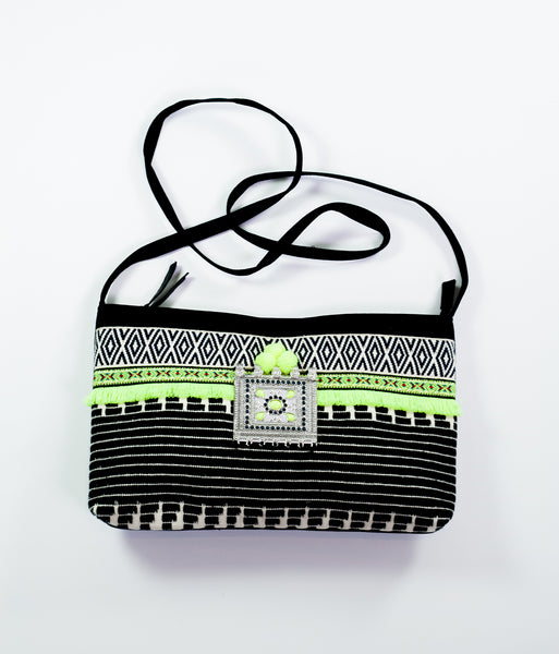 Nomad jewelled shoulder bag