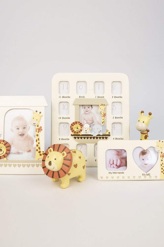 Carraig Donn HOME Photo Frames 4 x 6 ZOO Baby Frame