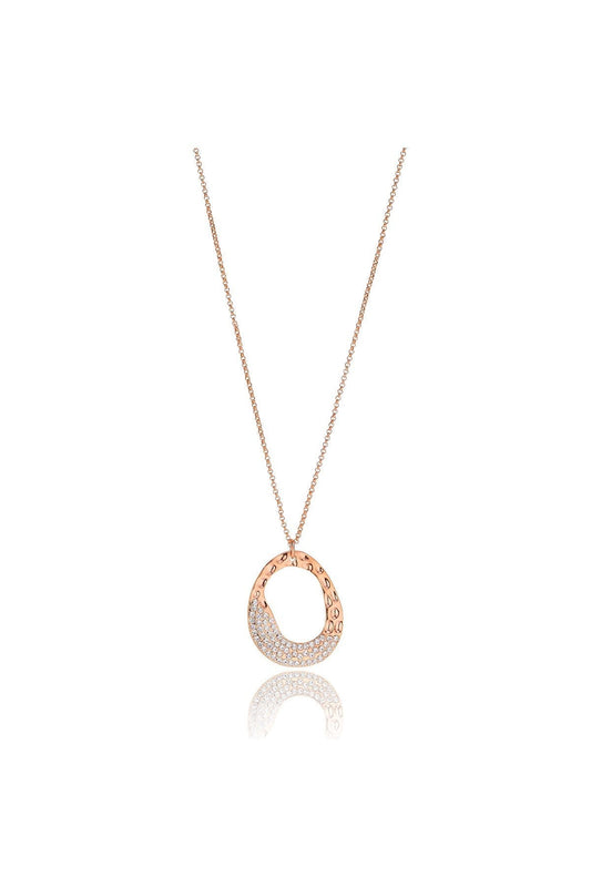 Knight & Day Necklaces Rose Gold Abrielle Necklace