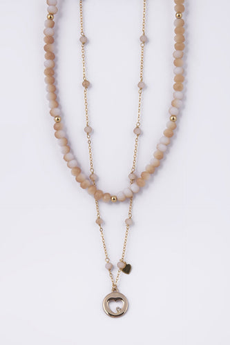 Knight & Day Necklaces Rose Gold Alessia Necklace