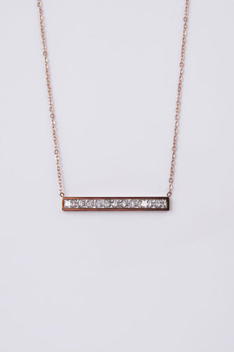 Knight & Day Necklaces Gold Amalia Necklace
