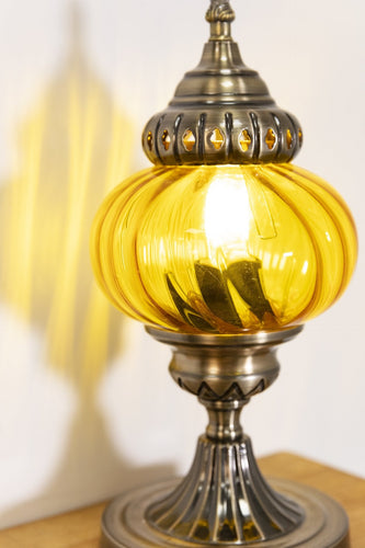 Carraig Donn HOME Lamps Amina Lamp Small