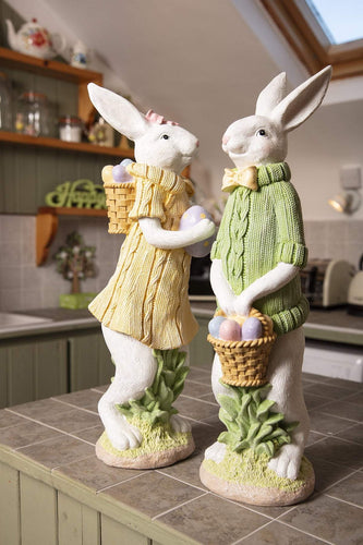 Carraig Donn HOME Easter Ornaments Betsy Bunny Extra Large