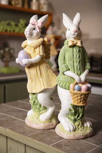 Carraig Donn HOME Easter Ornaments Betsy Bunny Large
