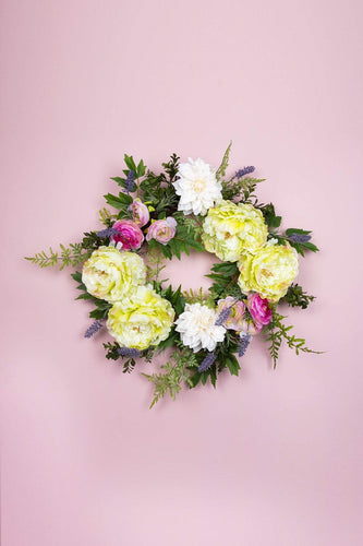 Carraig Donn HOME Home Decorations Blush Wreath