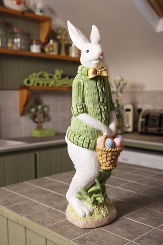 Carraig Donn HOME Easter Ornaments Bobby Bunny Extra Large