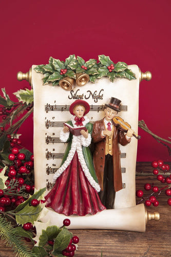 Carraig Donn HOME Christmas Ornaments Carol Scene