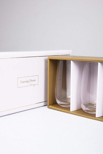 Carraig Donn Living Glassware Casa Set of 4 Hi Ball Glasses