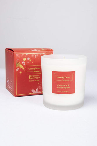 Torc Candles Candles Cinnamon and Spiced Apple Candle