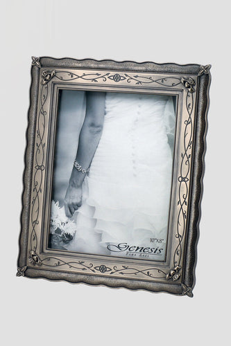 Genesis Photo Frames Claddagh Wedding Frame
