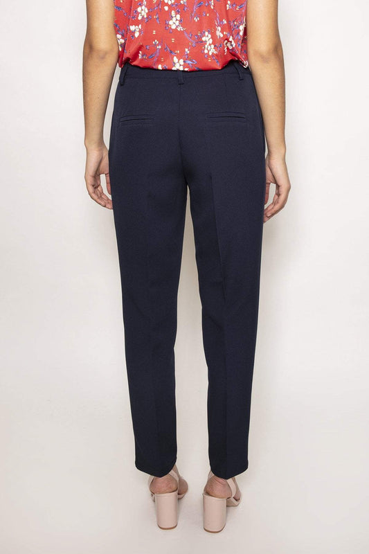 Pala D'oro Trousers Classic Trousers in Navy