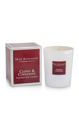 Max Benjamin Candles One Size Cloves and Cinnamon Candle