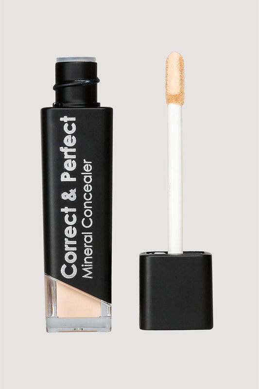 Fuschia Concealers Correct & Perfect Mineral Concealer Exlight