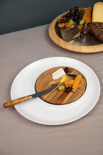 Carraig Donn HOME Cheese Boards Crudite Platter and Knife Set
