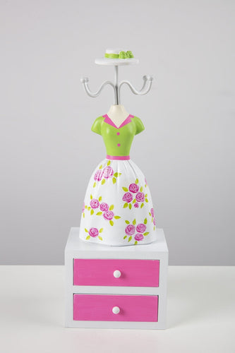 Carraig Donn HOME Home Accessories Delia Jewellery Holder with Drawers