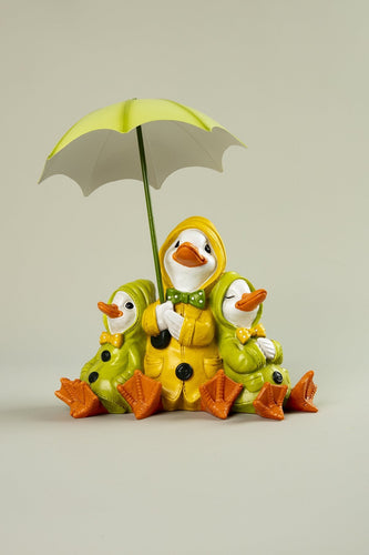 Carraig Donn HOME Ornaments Duck Family