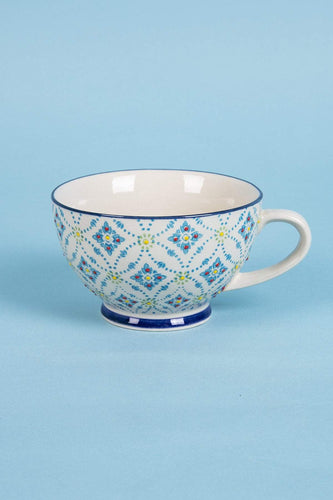 Carraig Donn HOME Cups Eclectic Cappuccino Cup A