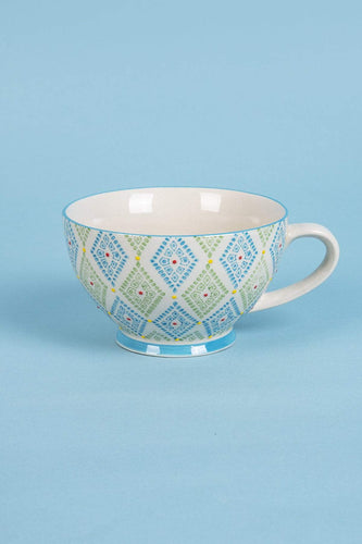 Carraig Donn HOME Cups Eclectic Cappuccino Cup B