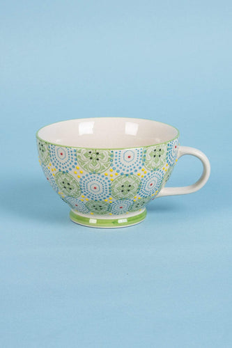 Carraig Donn HOME Cups Eclectic Cappuccino Cup C