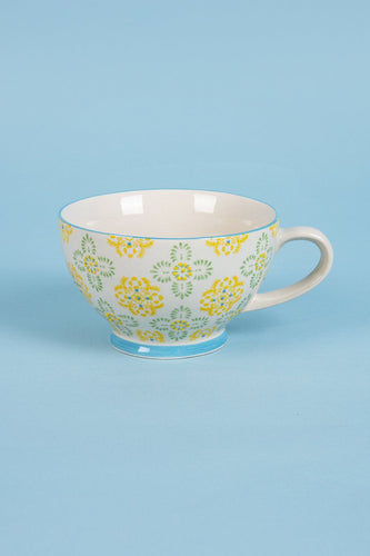 Carraig Donn HOME Cups Eclectic Cappuccino Cup D