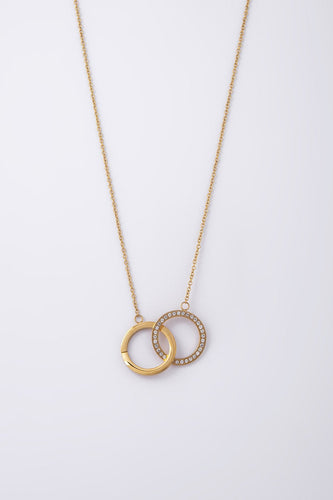 Knight & Day Necklaces Gold Elisa Necklace
