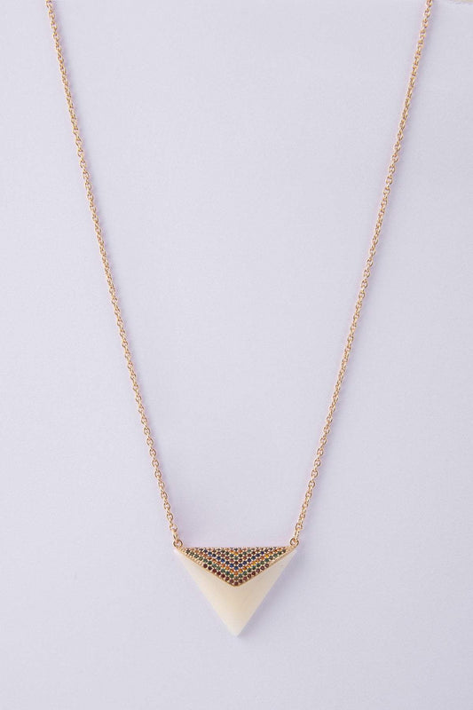 Knight & Day Bracelets Gold Emma Necklace