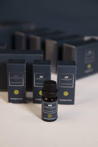 Newgrange Essential Oils Essential Oil Lemongrass Set of 3