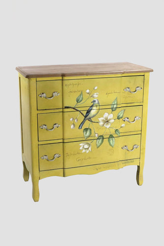 Carraig Donn HOME Drawers Multi Floral 3 Drawer Chest