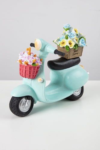 Carraig Donn HOME Ornaments Floral Moped