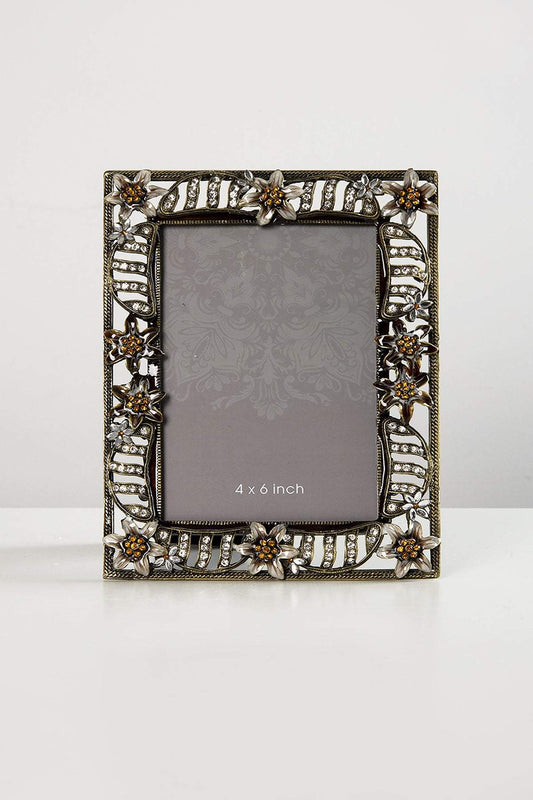 Carraig Donn HOME Photo Frames Flower Frame 4x6