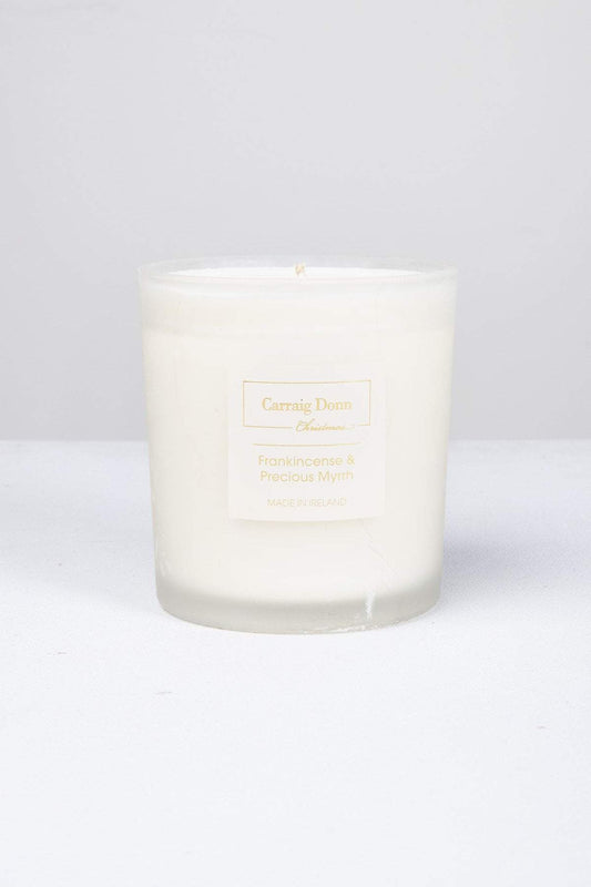 Torc Candles Candles Frankincense and Precocious Myrrh Candle