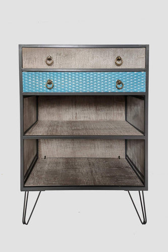 Carraig Donn HOME Shelving Units Multi Geo Vintage Shelf Unit