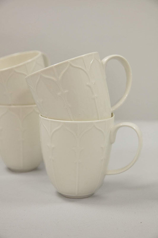 Belleek Mugs Georgian Doors 4 Piece Mug Set