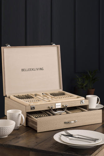 Belleek Cutlery Sets Grafton 72 Piece Cutlery Set