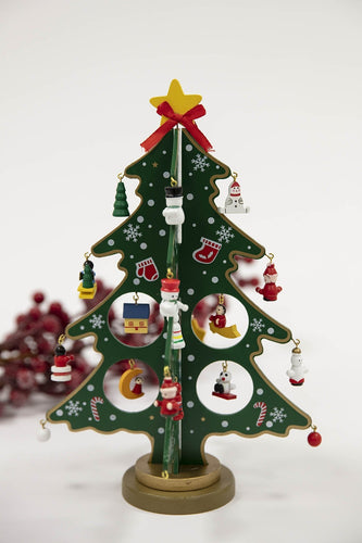 Carraig Donn HOME - Christmas Christmas Decorations Green Craft Tree