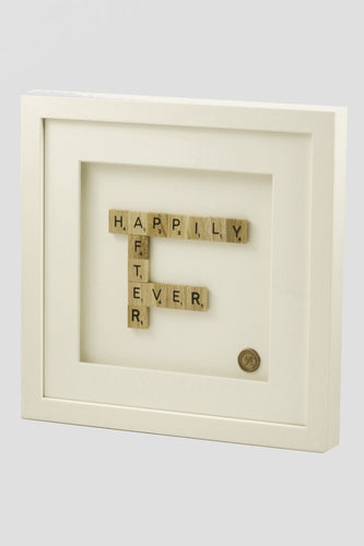 Amilie Wall Art Happily Ever After