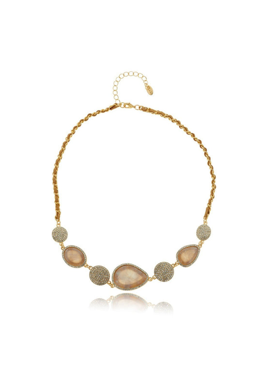 Knight & Day Necklaces Gold Haylie Necklace