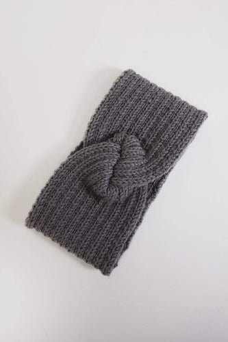 SOUL Accessories Hats One / Grey Headband in Grey