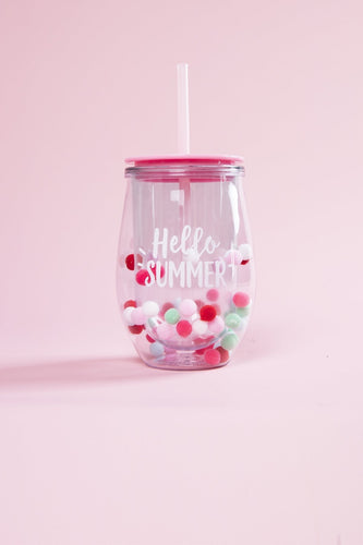 Carraig Donn HOME Cups Hello Summer Tumbler