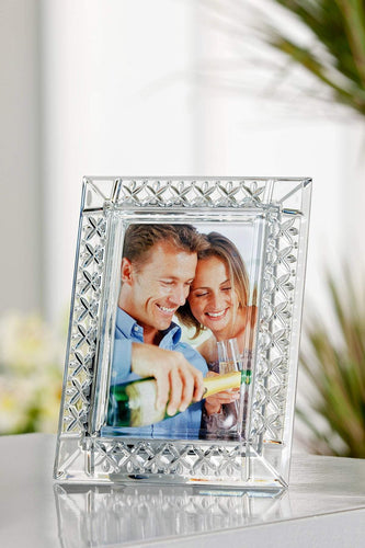 Galway Crystal Photo Frames Keenan Photo Frame 5x7