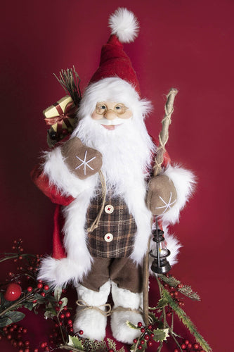 Carraig Donn HOME - Christmas Christmas Decorations Large Traditional Santa