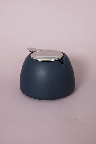 Carraig Donn HOME Sugar Pots Leib Sugar Pot in Navy